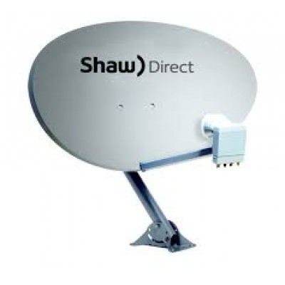 ANTENNE SATELLITE SHAW DIRECT 75 CM / 30 POUCES  XKU