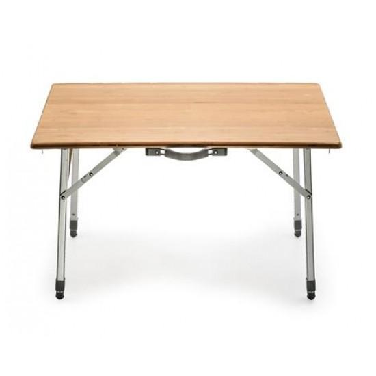 TABLE DE BAMBOU AJUSTABLE