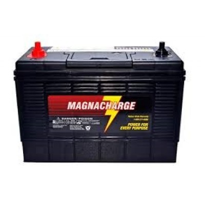 BATTERIE MAGNACHARGE 12 VOLTS GROUPE 24,   130A