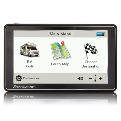 GPS RVND 7 RAND MCNALLY