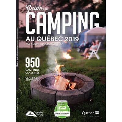 GUIDE DU CAMPING QUÉBEC 2019